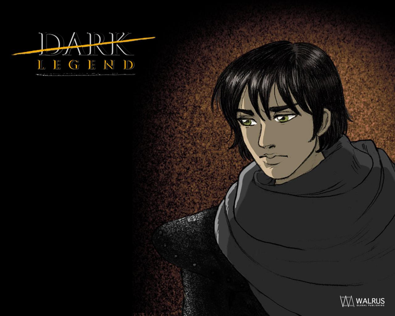 Dark Legend (fuente: Editorial Walrus)